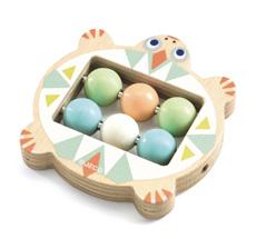 Djeco Babyspielzeug Baby White BabyBouli