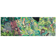 Djeco Puzzle Gallerie Owls and birds - 1000 Teile