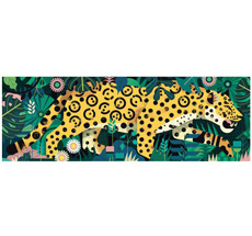 Djeco Puzzle Gallerie Leopard - 1000 Teile