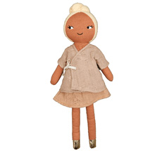Fabelab Puppe Fab Friends Doll Simran
