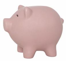 JaBaDaBaDo Spardose Schwein Pink
