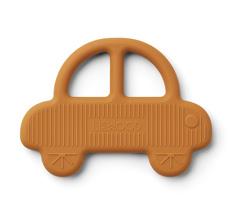 LIEWOOD Beißring Gemma Car Mustard