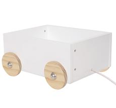 JaBaDaBaDo Spielzeugkiste auf Rädern klein