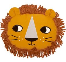 Roommate Kissen Lion Bio-Baumwolle
