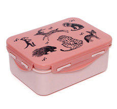 Petit Monkey Brotdose Lunchbox Tiere