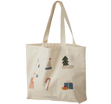 LIEWOOD Tasche Big Holiday Mix