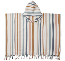 LIEWOOD Poncho Roomie Stripe Multi