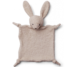 LIEWOOD Kuscheltuch Lotte Rabbit Rose