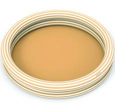 LIEWOOD Planschbecken Savannah Gestreift Yellow Mellow/Creme de la Creme