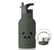 LIEWOOD Thermosflasche Anker Panda Hunter Green