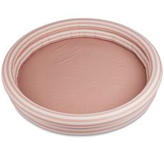 LIEWOOD Planschbecken Savannah Stripe Rose/Creme de la Creme