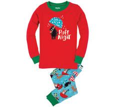 Hatley Kinder Pyjama-Set Ruff Night