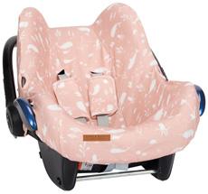 Little Dutch Babyschalen-Bezug Ocean Pink