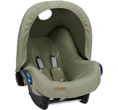 Little Dutch Babyschalen-Verdeck Pure Olive