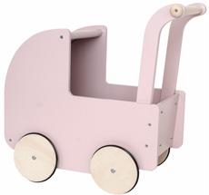 JaBaDaBaDo Puppenwagen Rosa