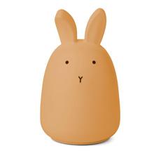 LIEWOOD Nachtlicht Winston Rabbit Yellow Mellow
