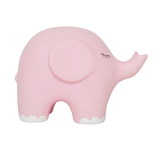 JaBaDaBaDo Nachtlicht Elefant Pink