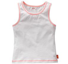 Oilily Unterhemd Toppie Weiß