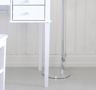 Oliver Furniture Beine für Seaside Schreibtisch Groß
