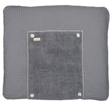 Koeka Bezug für Wickelauflage Bonn Steel Grey