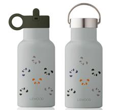 LIEWOOD Thermosflasche Anker Panda Dove Blue Multi Mix 2 Verschlüsse