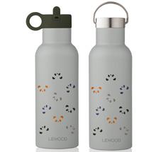 LIEWOOD Thermosflasche Neo Panda  Dove Blue Multi Mix 2 Verschlüsse 500 ml