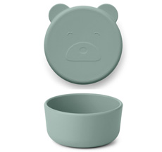 LIEWOOD Snack-Dose Carrie Mr Bear Peppermint
