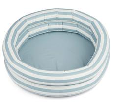 LIEWOOD Planschbecken Leonore Stripe Sea Blue/Creme de la Creme