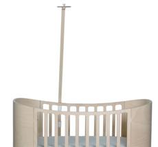 Leander Himmelgestell für Classic Babybett Whitewash