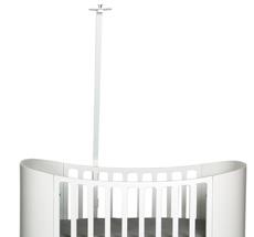 Leander Himmelgestell für Classic Babybett Weiß