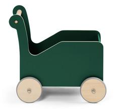 Sebra Lauflernwagen Bottle Green