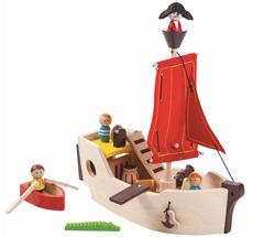 PlanToys Piratenschiff •