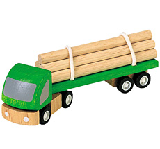 PlanToys Holztransporter