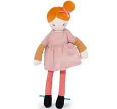 Moulin Roty Puppe Mademoiselle Agathe les parisiennes