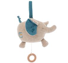 Moulin Roty Spieluhr Elefant