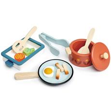 Tender Leaf Toys Töpfe und Pfannen
