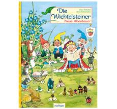 Die Wichtelsteiner - Neue Abenteuer, Claus Holscher •