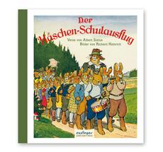 Der Häschen-Schulausflug, Albert Sixtus
