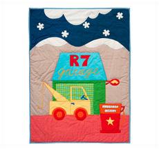Room Seven gequiltete Decke Garage