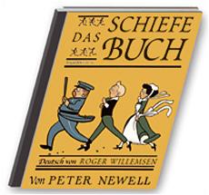 Das Schiefe Buch, Peter Newell