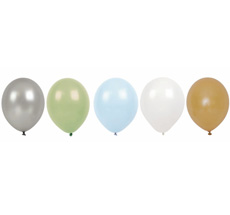 JaBaDaBaDo Luftballon Blau 10er-Set