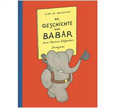 Die Geschichte von Babar; Jean de Brunhoff
