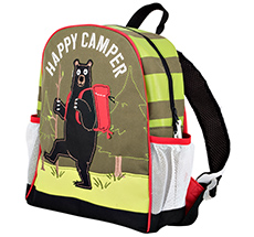 Hatley LBH Kinder-Rucksack Happy Camper