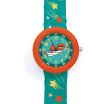 Djeco Armbanduhr Superheld