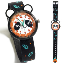 Djeco Armbanduhr Panda
