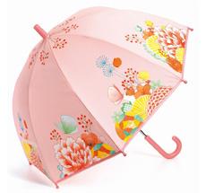 Djeco Regenschirm Gartenblumen
