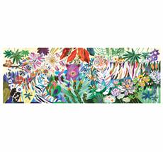 Djeco Puzzles Gallery Rainbow Tigers 1000-teilig