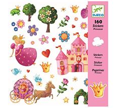 Djeco Sticker Prinzessin