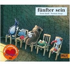 Fünfter sein, Ernst Jandl