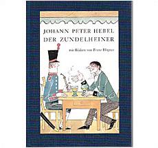 Der Zundelheiner, Johann Peter Hebel